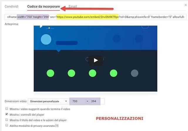 personalizzazioni-player-video