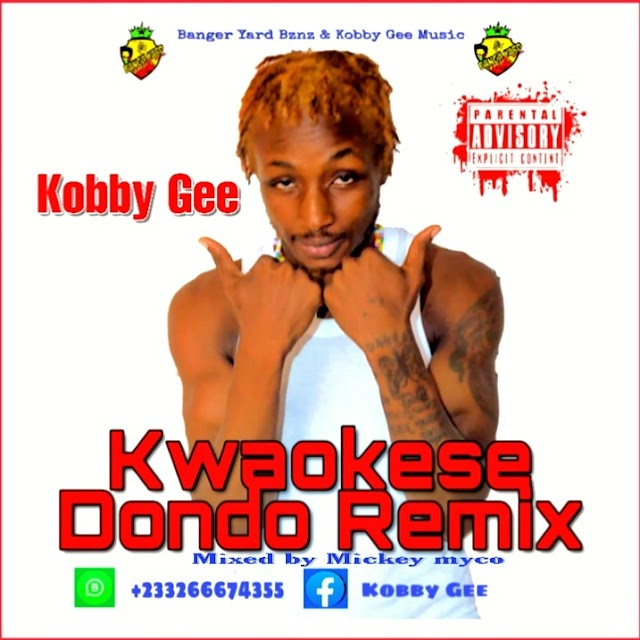 Kobby Gee - Dondo (Prod. By Mickey Myco)
