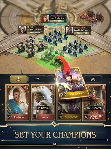 War Eternal - Epic Kingdoms modavailable screenshots 12