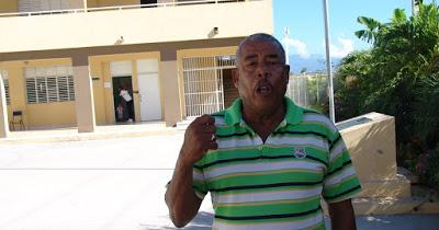 Dirigente comunitario Frank Florián dice Policía es negligente ante robos en Barahona