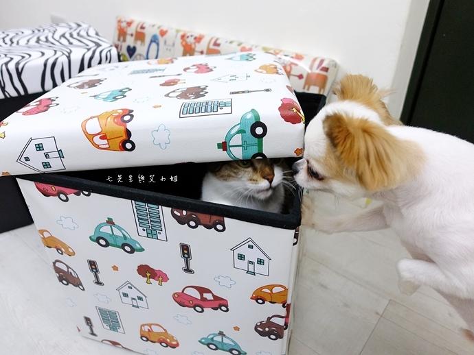 14 isufu舒福家居 寵物窩 收納椅凳
