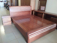 Giường ngủ đẹp MS-132