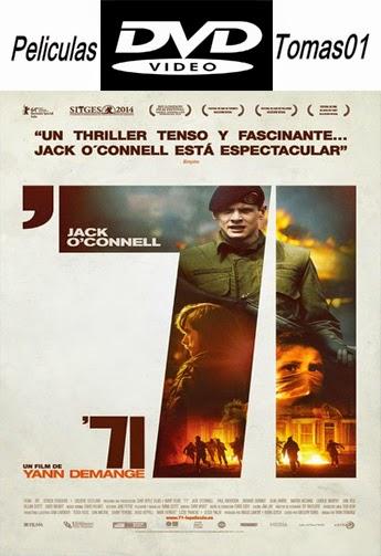 '71 (2014) DVDRip