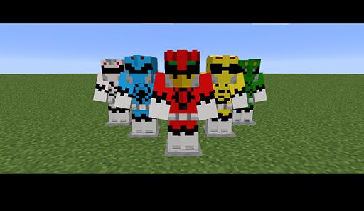 Super Sentai Dev Blog Minecraft Blog