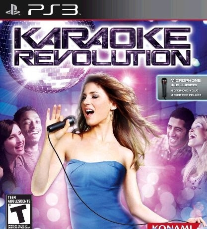 [GAMES] Karaoke Revolution – BigBlueBox – (PS3/USA)