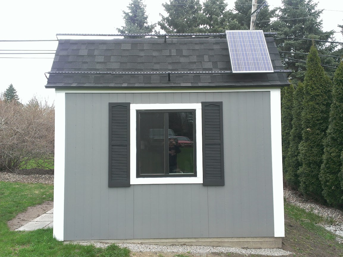Choosing A Battery Bank Solar Shed Content