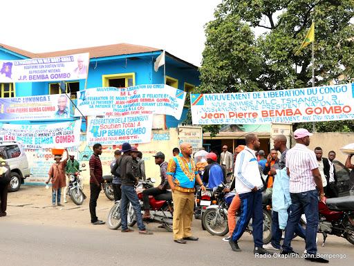 Jean Pierre Bemba est de retour (officiel) — RDC