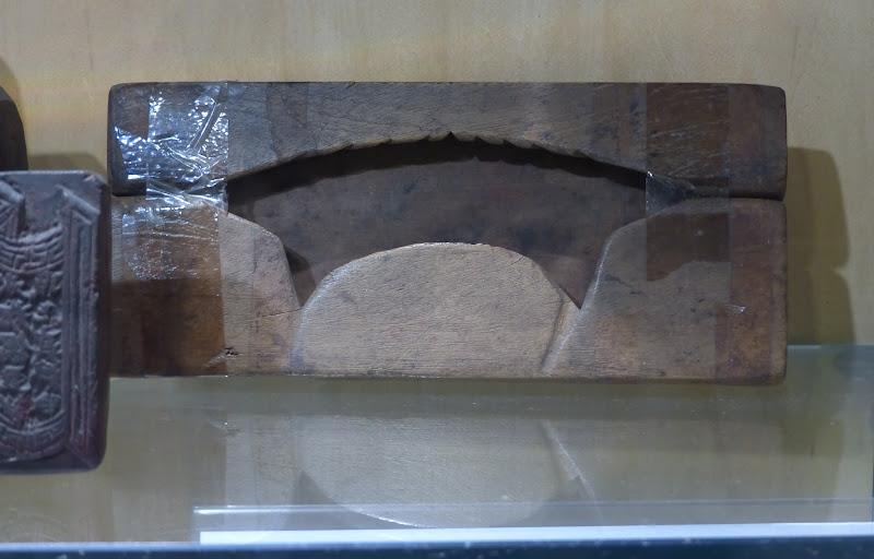 Danshui et une impressionnante collection de moules à gâteaux - P1240817.JPG