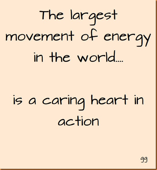 largest movement of energy