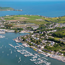 A Birds Eye view of Royal Cork YC. 25.05.10