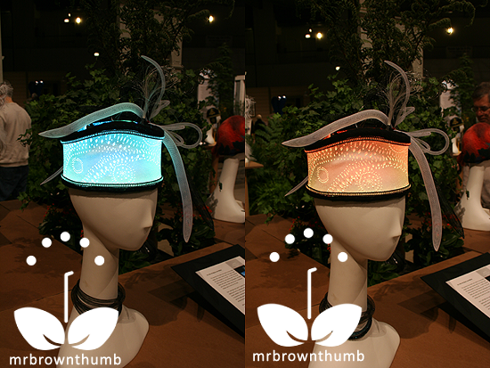 LED Gardening Botanical Hat