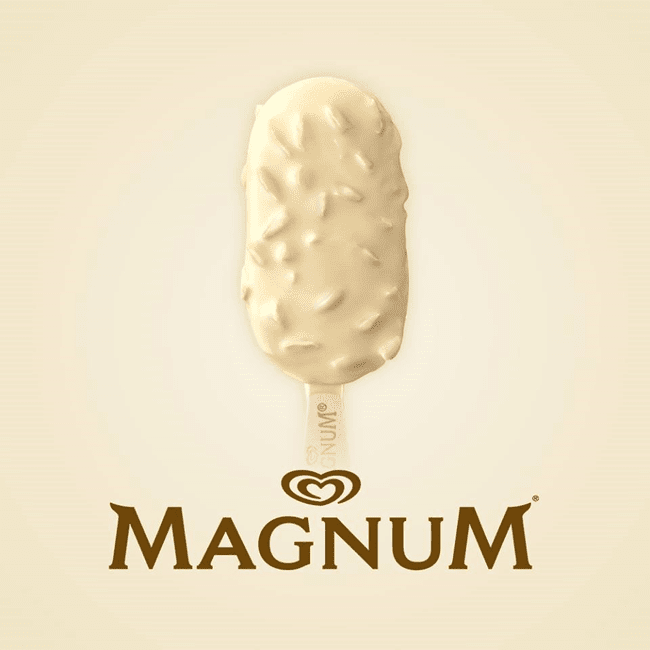 Get Ready for Magnum White Chocolate Almond!
