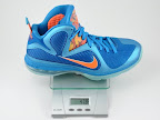 lebron9 china gram Weightionary