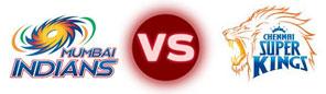 MI vs CSK