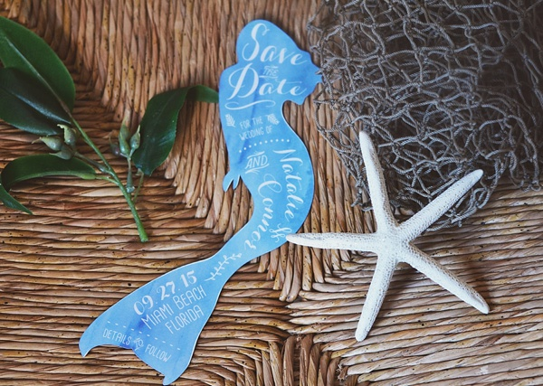 When Mermaids Get Married: Ideas to Swim Away With   Tidewater and