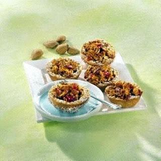 Müsli-Florentiner-Muffins