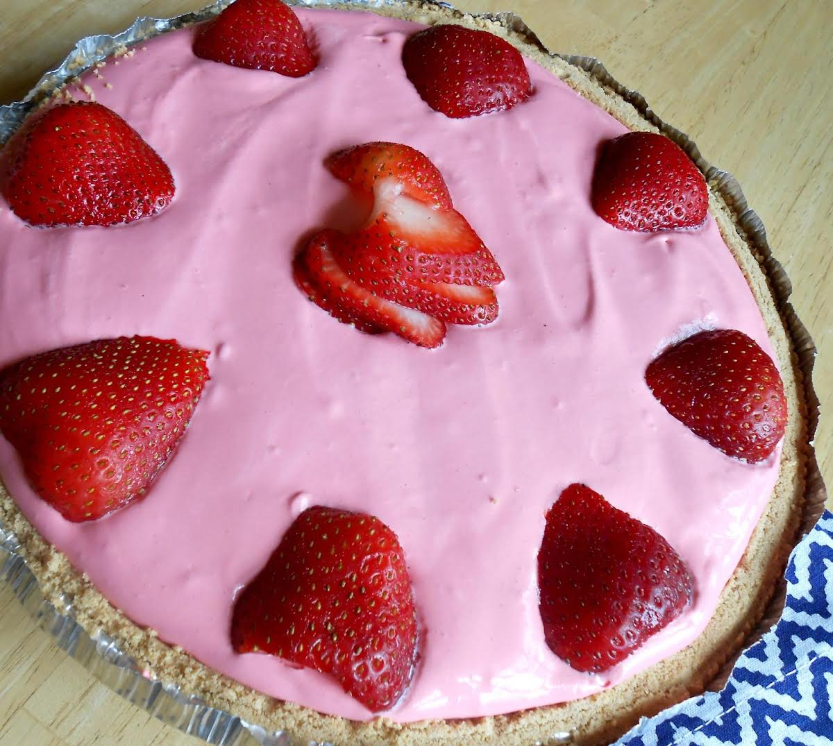 Strawberry Koolaid Pie Just A Pinch Recipes