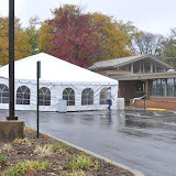Vision Event Tent Lunch