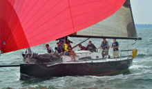 J/111 one-design racing cruising sailboat- sailing Long Island