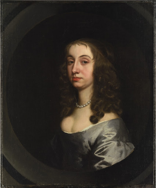 Peter Lely - Portrait of a Lady