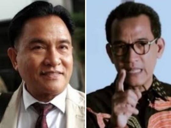 Sebut Yusril Keliru, Ini Kata Refly Harun tentang Pencalonan SBY di Pilpres 2004