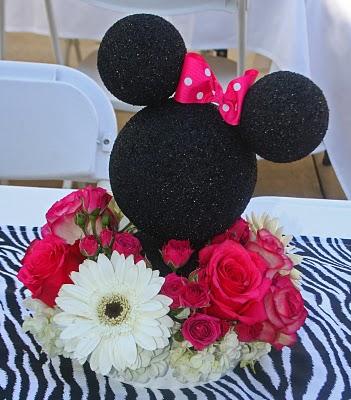 Minnie Mouse Party Ideas Design Dazzle