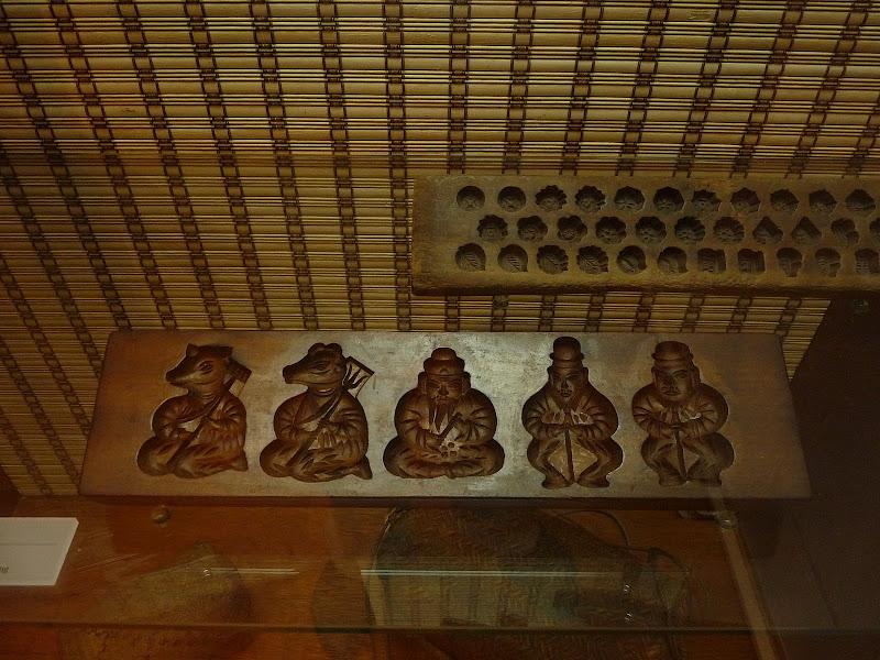 TAIWAN.Taipei .Maison japonaise vers Beitou et Musée National de Taipei à côté du Peace park - P1060355.JPG