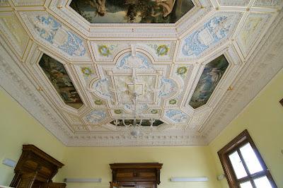 Zrekonstruovaný strop