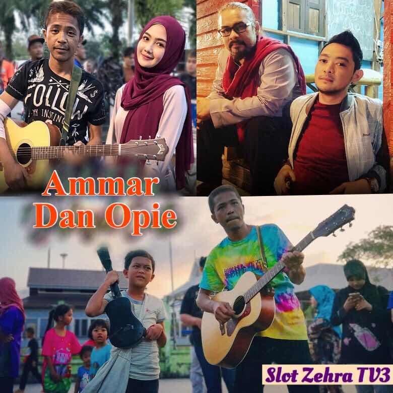 Permalink to Drama Ammar dan Opie ganti Cinta Lemon Madu (slot Zehra TV3)