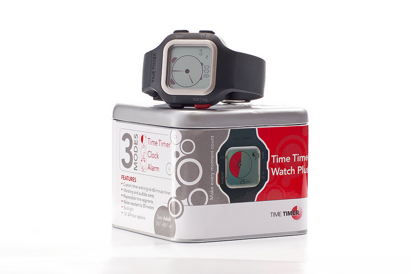 Time Timer Watch Plus Product Review and App Giveaway image