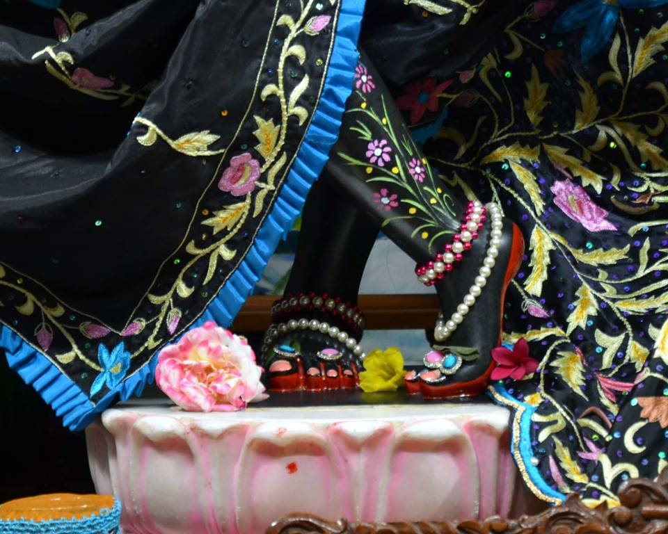 ISKCON Nasik Deity Darshan 03 Feb 2016 (14)