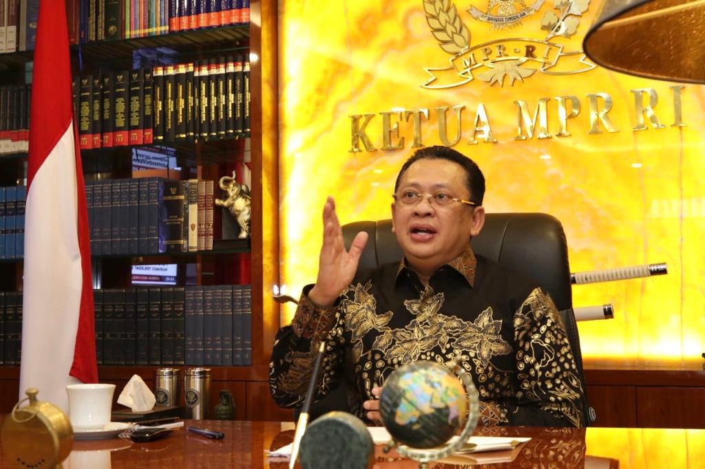 Ketua MPR RI Lebih Suka Sebut Gaya Hidup Baru Dari Pada New Normal, Ini Ulasannya