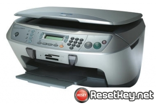 Reset Epson CX6600 End of Service Life Error message