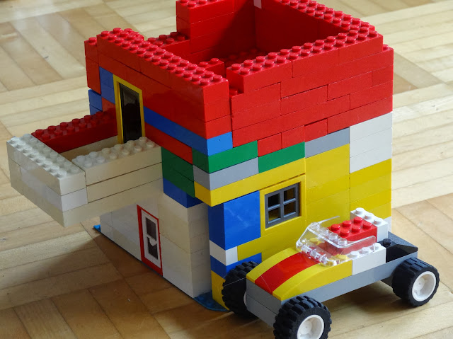Zu unserem Hausbaublog hier entlang: