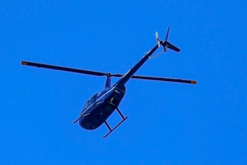 Helicopter di acquario