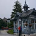 Polazište tramvaja St. Gervais, Le Fayet