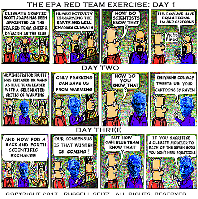 'The EPA Red Team Exercise: Day 1', by Russell Seitz. Graphic: Russell Seitz