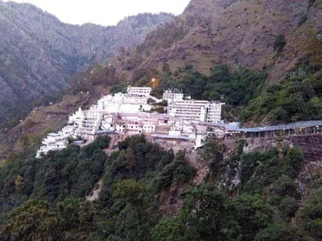 Mata Vaishno Devi mythological historical story