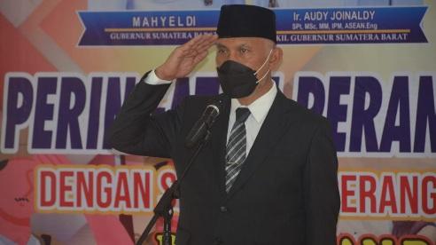 Gubernur Mahyeldi: Perang Kamang Perlu Dikenang Sebagai Perlawanan Rakyat Sumbar Terhadap Penjajahan