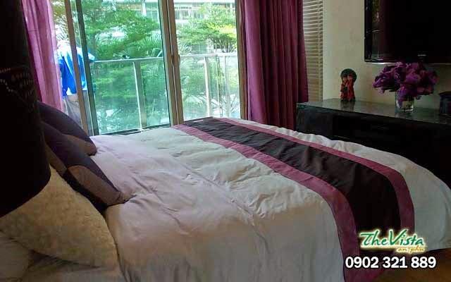 phòng ngủ the vista 1