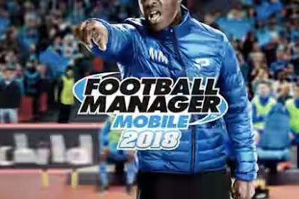 Football Manager Mobile 2018 v9.0.3 Full Apk+OBB For Android
