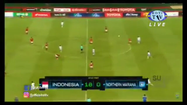 Timnas Indonesia U-16, Hancurkan Kepulauan Mariana 18-0 Tanpa Balas
