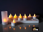 Rechargeable Tea Light Candle :: Date: Sep 30, 2007, 1:40 PMNumber of Comments on Photo:0View Photo
