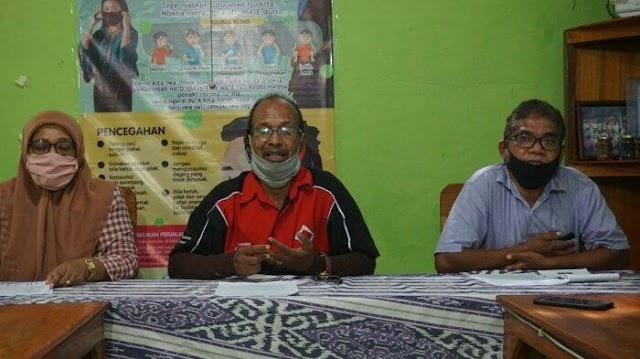 Bantu Korban Bencana Adonara-Lembata Tananua Flores Buka Dompet dan Gerak Petani Dampingan