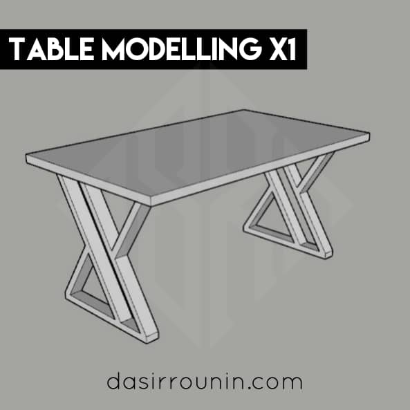 Sketchup 3D Modelling | Keupayaan Yang Bukan Biasa-Biasa