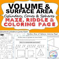 Volume & Surface Area Error Analysis