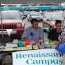 Renaissance Campus  Representative @ National Night Out in West Seneca 2009