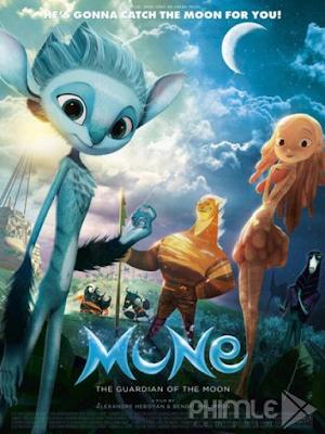 Phim Chiến Binh Mặt Trăng - Mune (2015)
