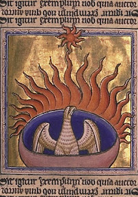 Cover of Aleister Crowley's Book The Mass Of The Phoenix