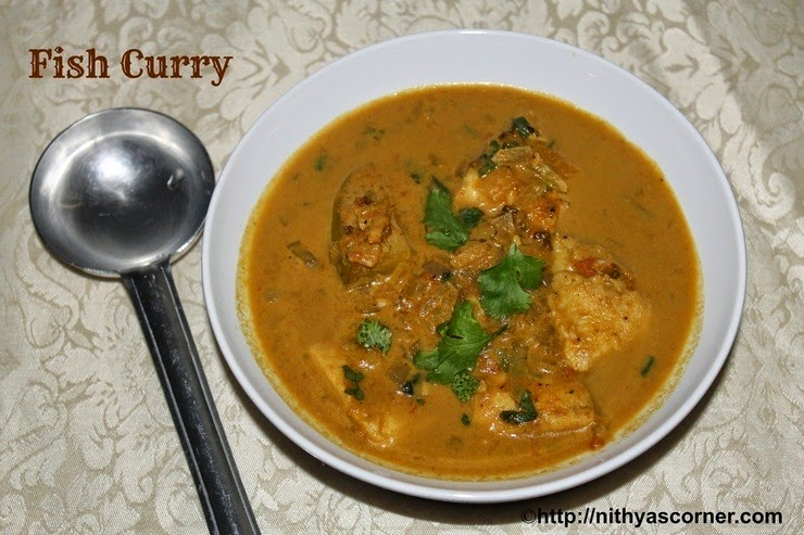 Fish Kuzhambu Recipe